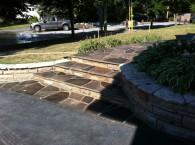 Ottawa flagstone steps