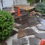 Placing Flagstone