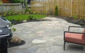 flagstone-patio-walkway
