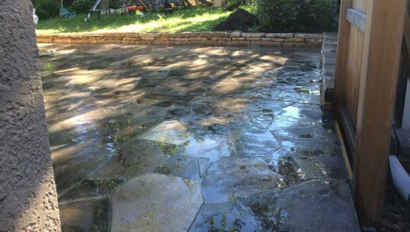 Flagstone Patio - Wiarton