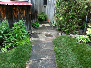 Natural Stone Step