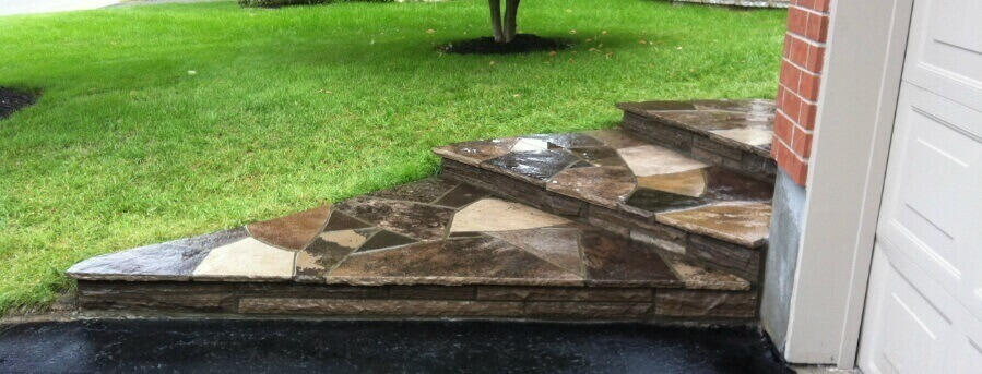 flagstone steps after 2