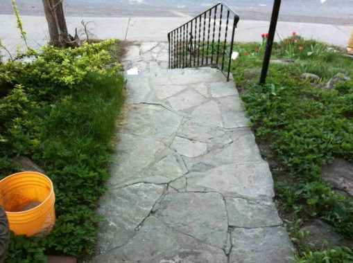 Stone Steps Before 2